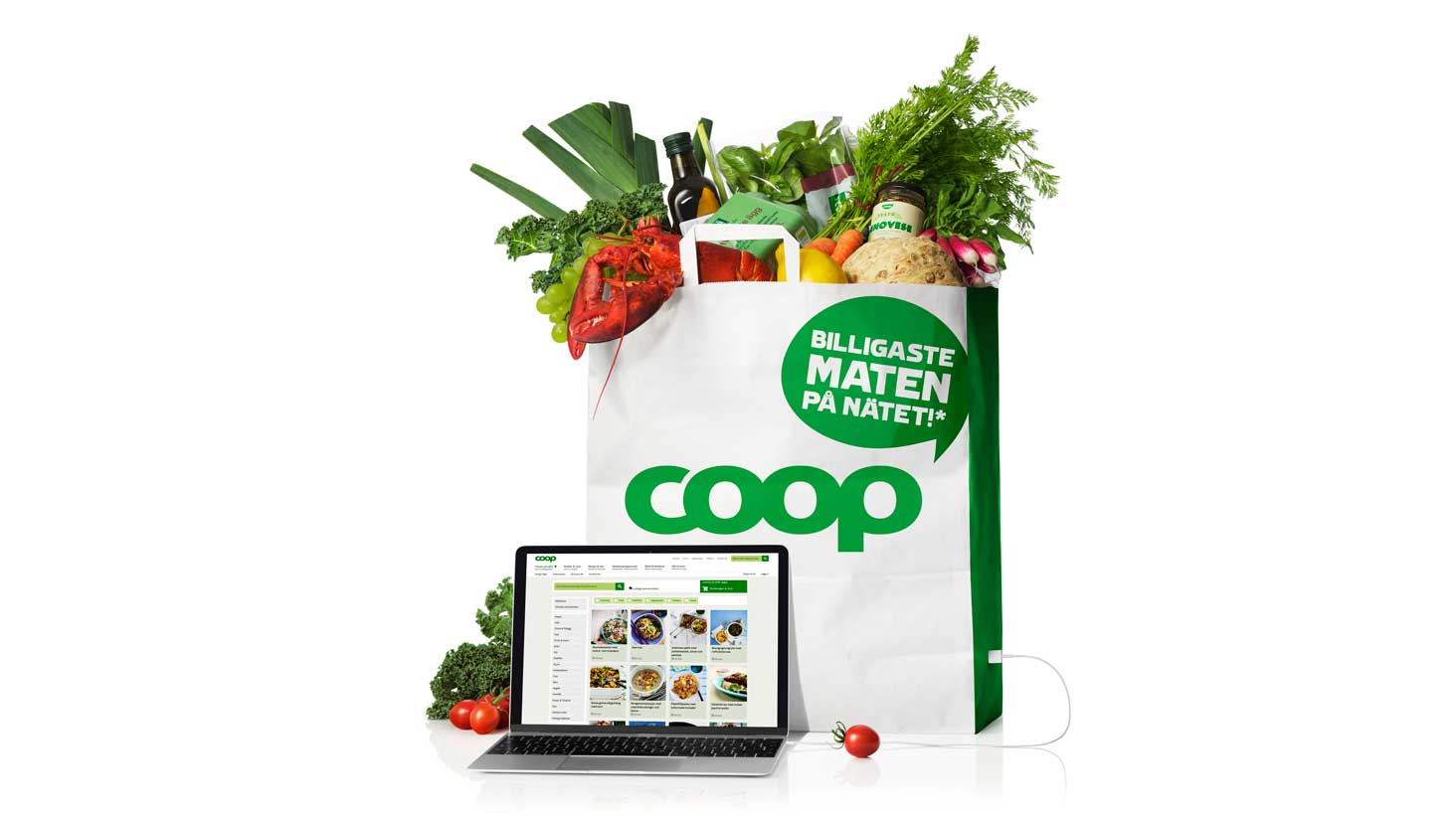 Enklare och billigare näthandel när Coop släpper Smartkassen