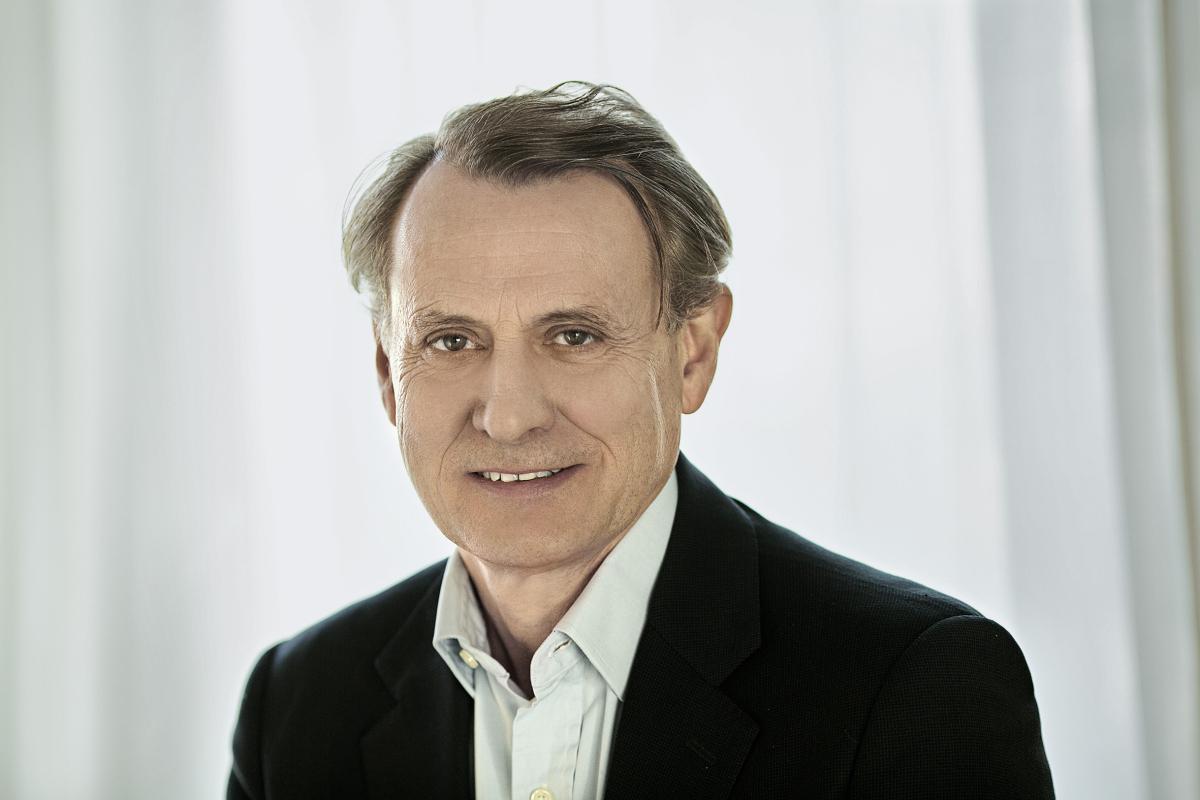Anders Sundström. Styrelseordförande KF och Coop