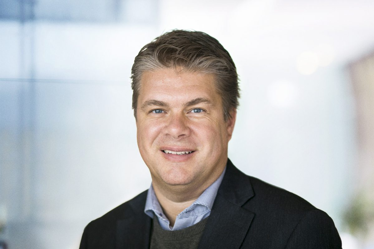 Anders Wennerberg, Regiondirektör Syd-Öst, Koncernledning