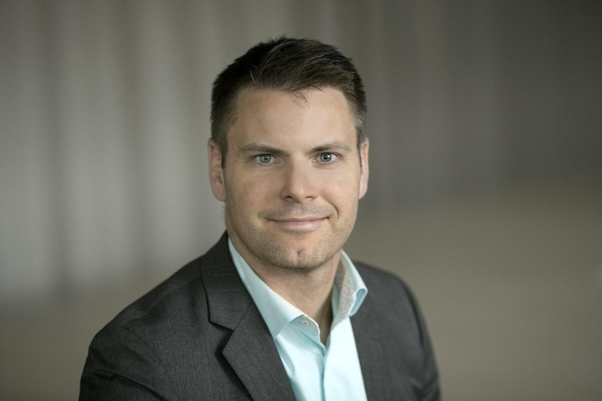 Andreas Aspsäter, Chef Färska varor