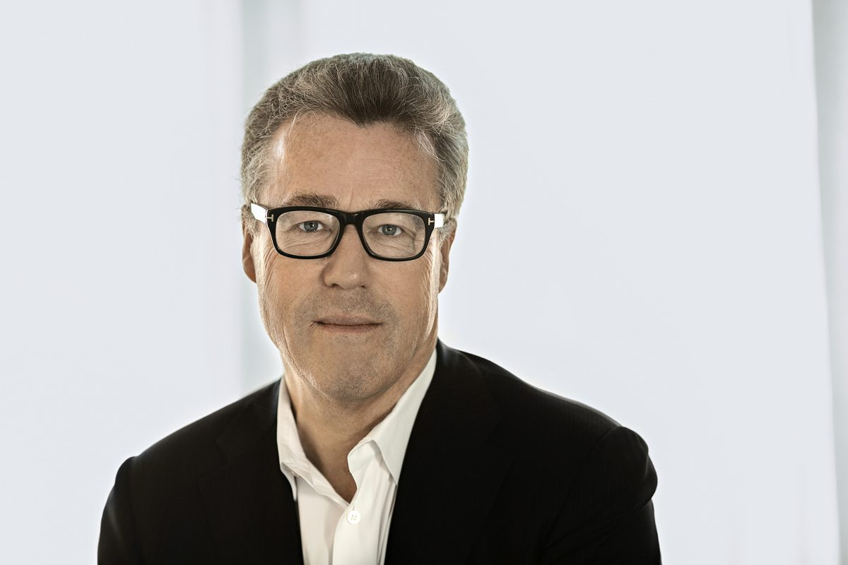 Björn Larsson, Affärsområdeschef Marknad, Koncernledning