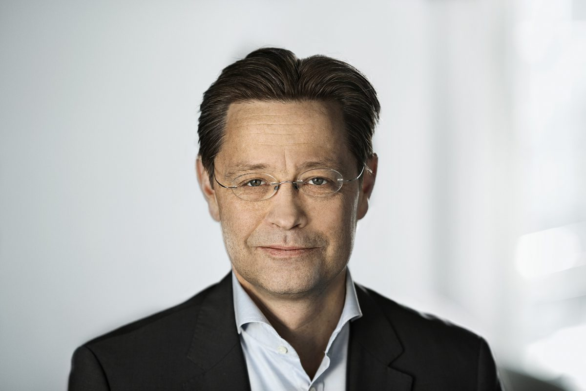 Christian Wijkström, Regiondirektör Stockholm, Koncernledning