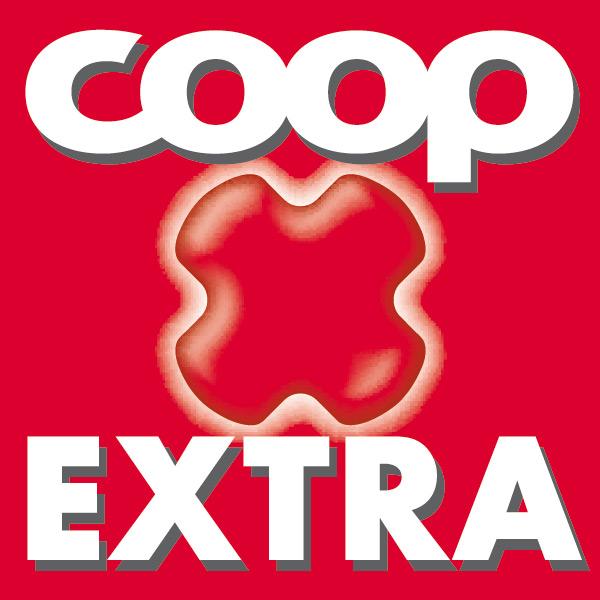 Coop Extra - Logotyp kvadratisk