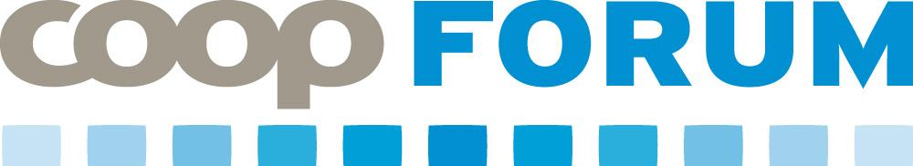 Coop Forum - Logotyp avlång