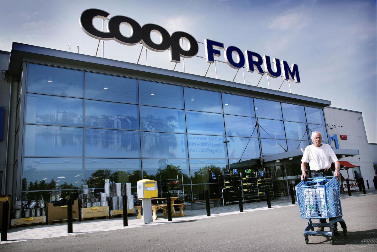 Coop Forum exteriör