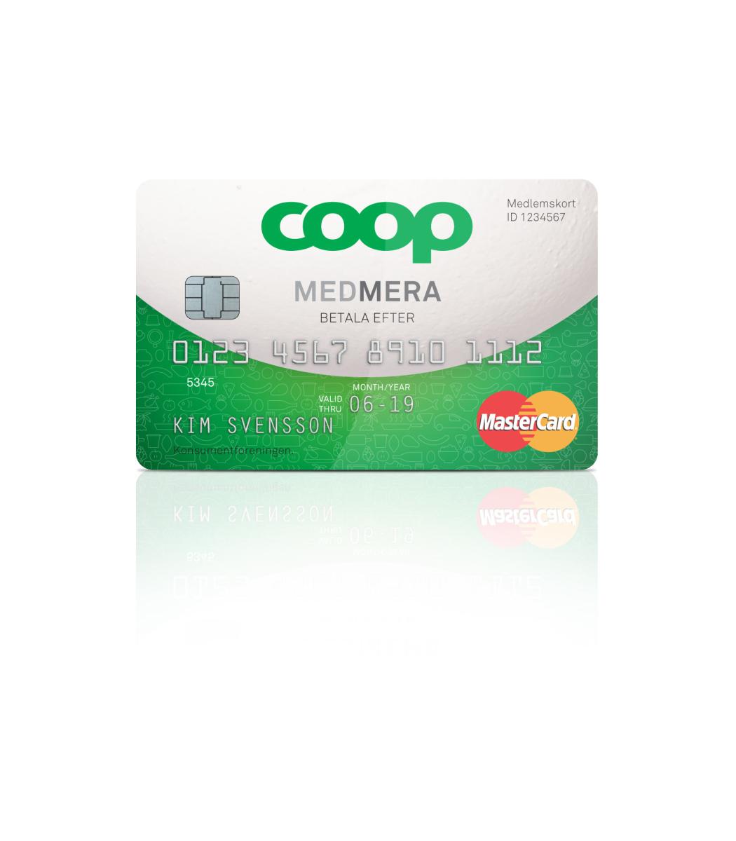 Coop MedMera - BETALA EFTER