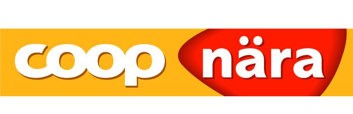 Coop Nära - Logotyp avlång