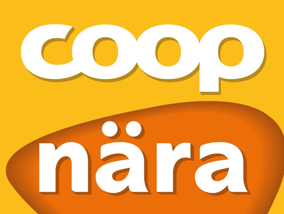 Coop Nära - Logotyp kvadratisk