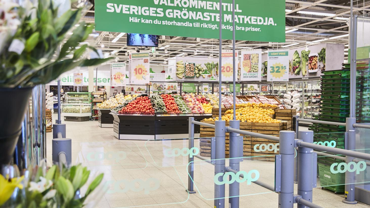 Coop storsatsar i Eslöv – planerar att öppna två nya butiker nästa år