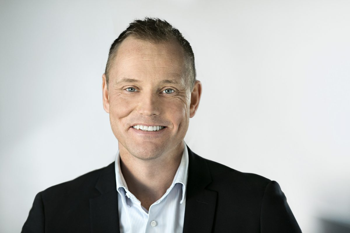 Fredrik Johanson, Affärsområdesdirektör Nonfood och Online, Koncernledning