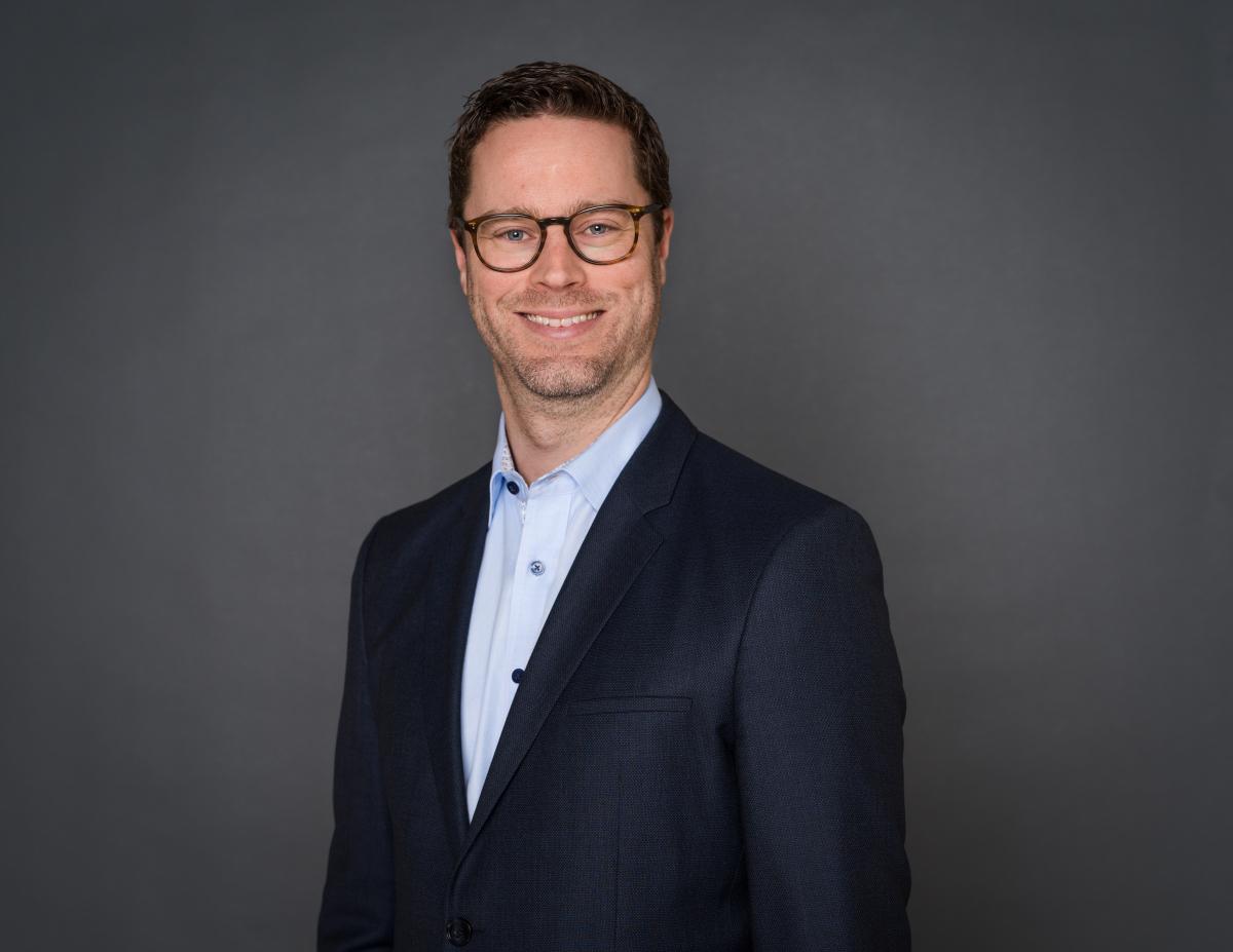 Jonatan Tullberg, Affärsområdesdirektör kommersiellt erbjudande