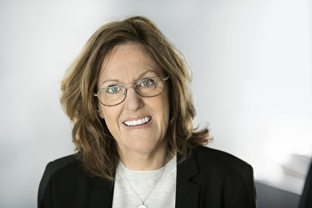 Karin Bartholf, HR-direktör, Koncernledning