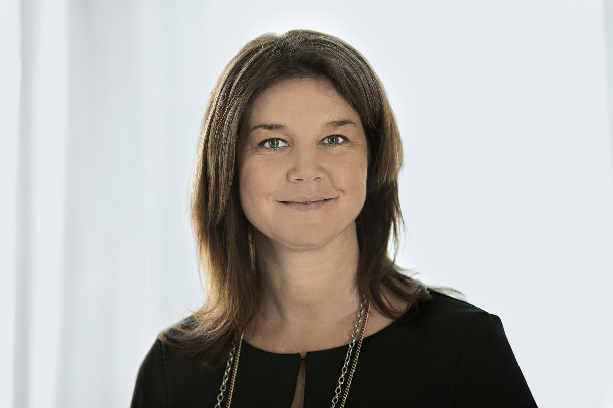 Karolina Hagberg, Affärsområdeschef Inköp och Kategori, Koncernledning