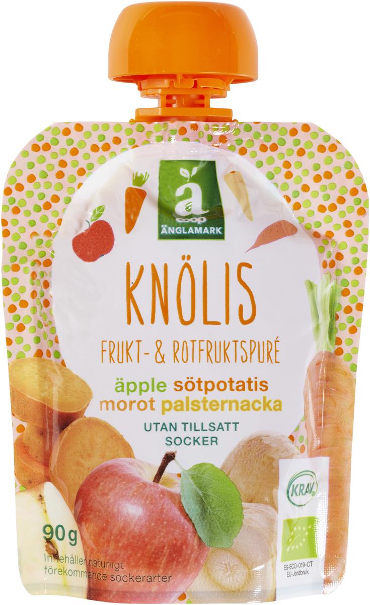 Knölis Frukt- & Rotsakspuré