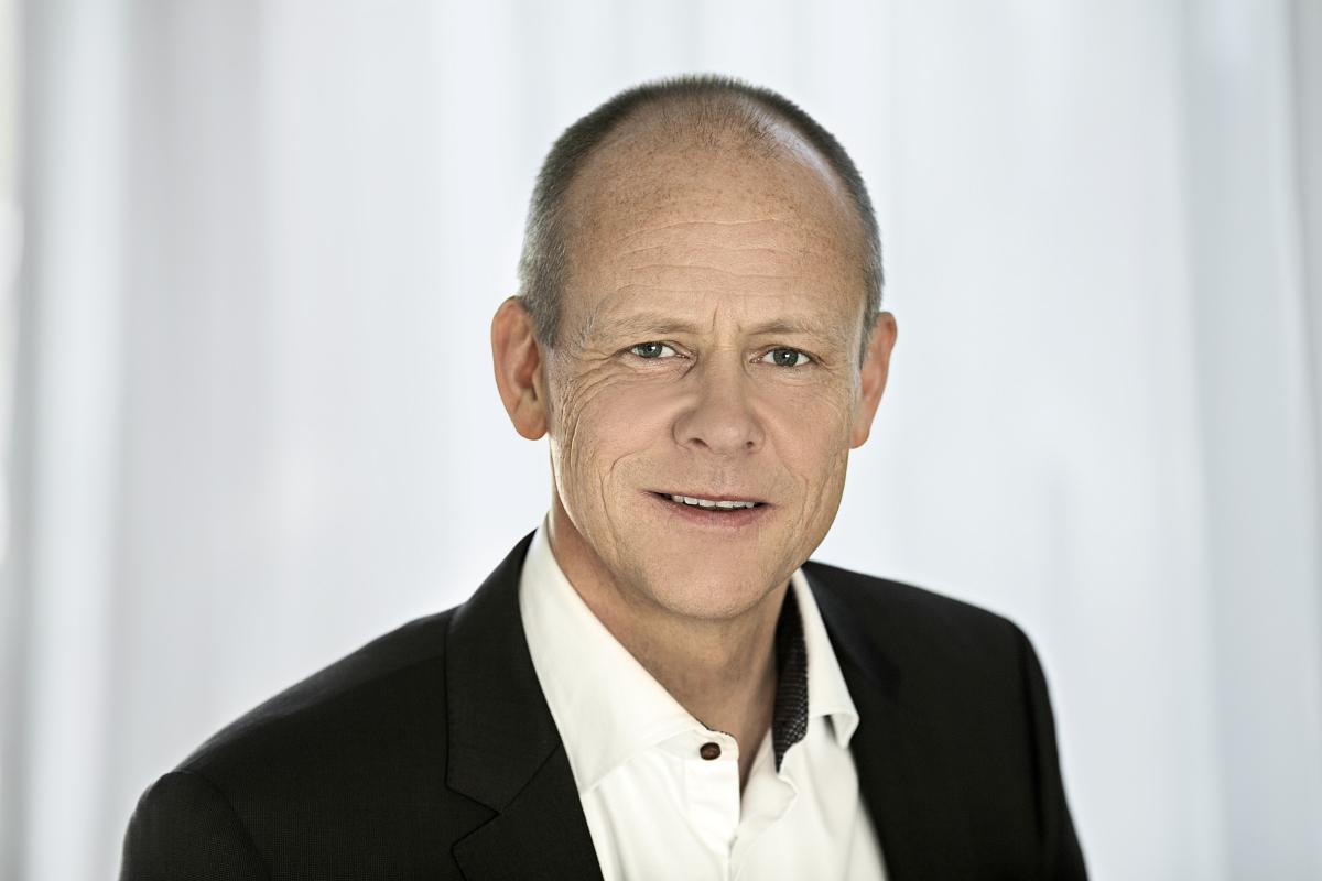 Lars Granlöf, CFO, Koncernledning