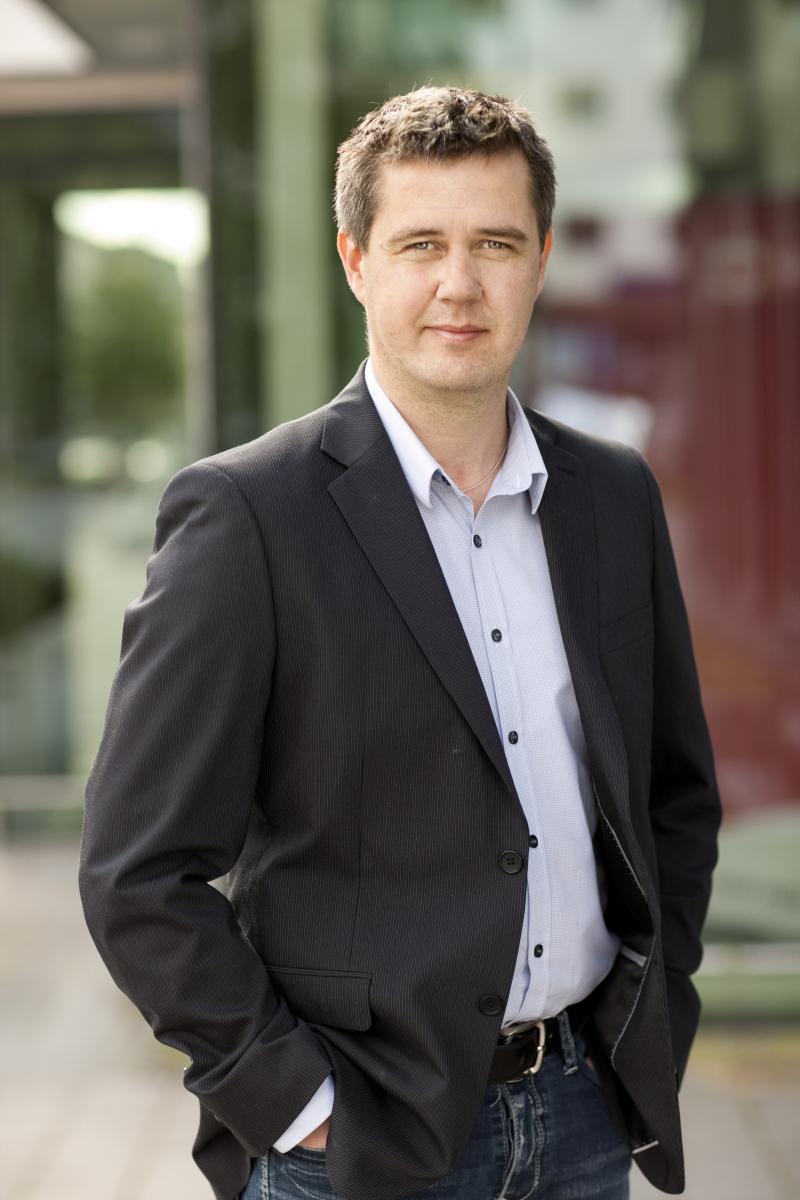 Ola Jörgensen, Koncernsäkerhetschef