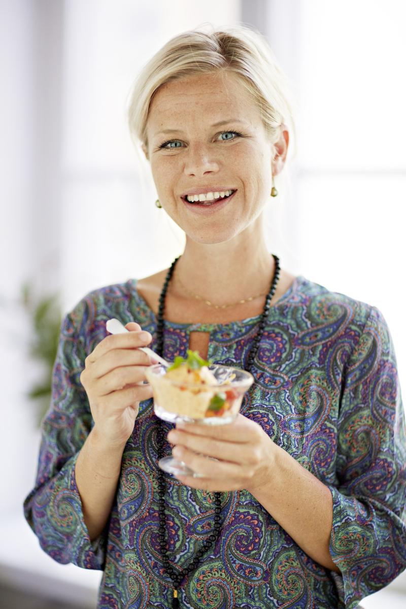Sara Begner, chef och matinspiratör, Coop Provkök