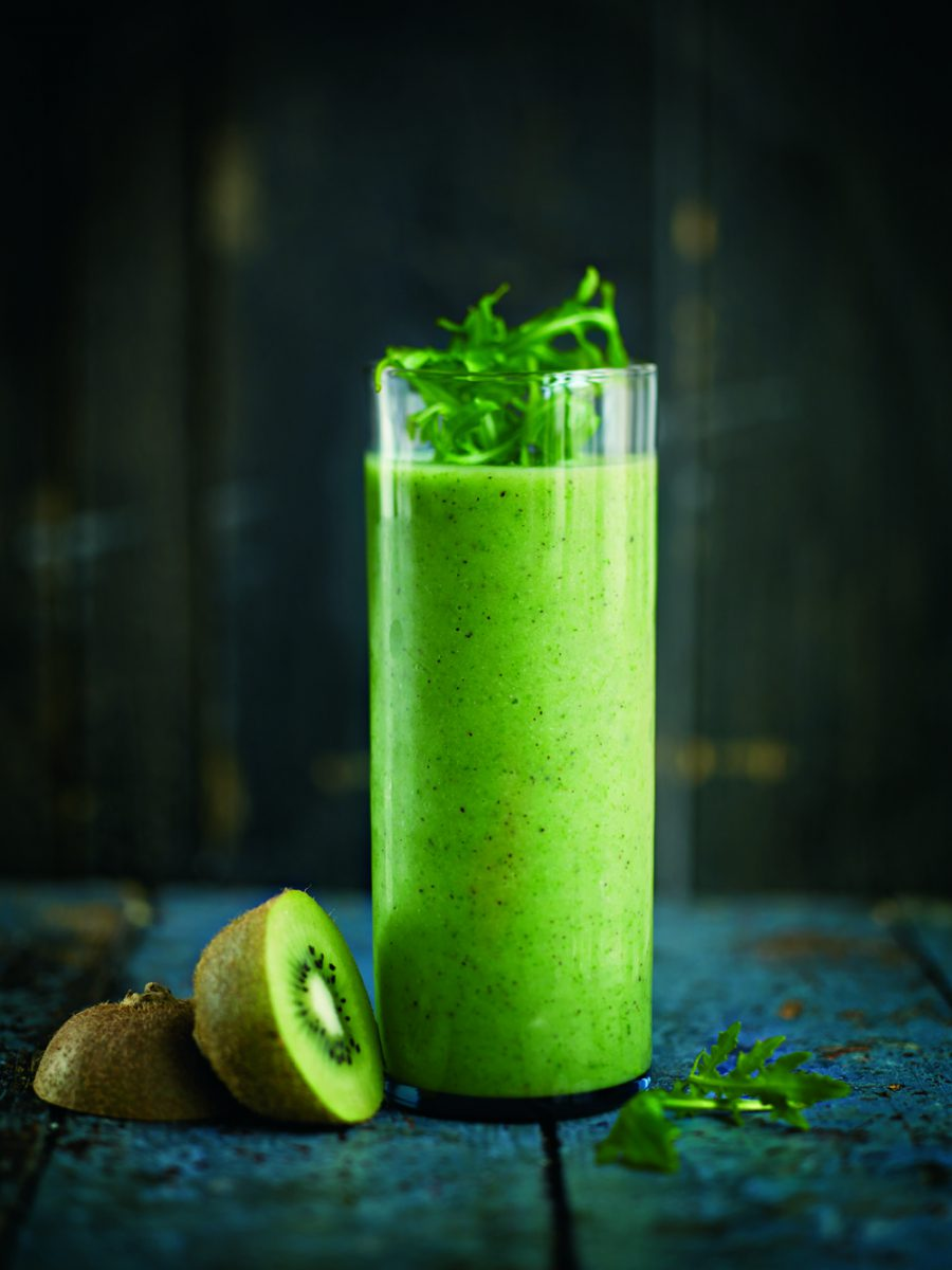 Smoothierecept - Freaky green