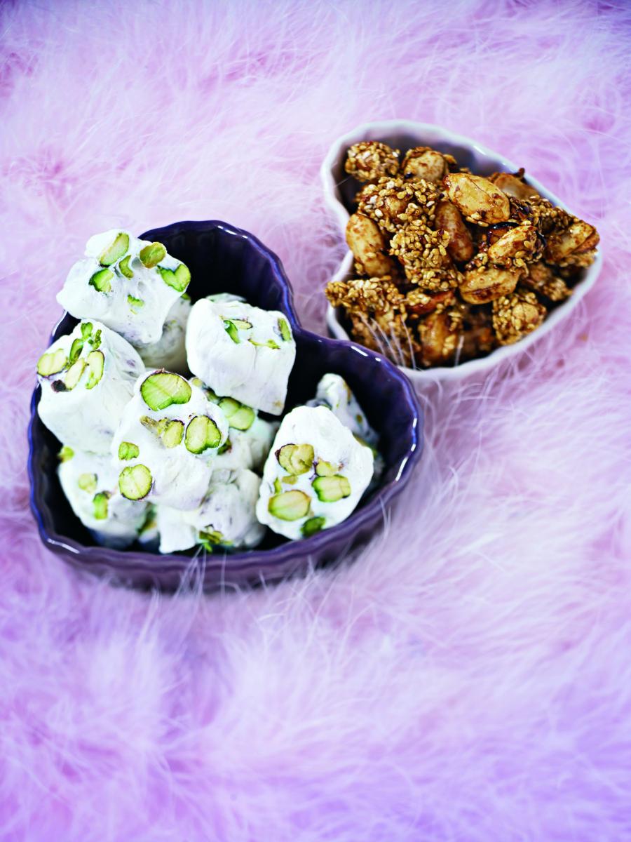 Smoothierecept - Nötiga marshmallows