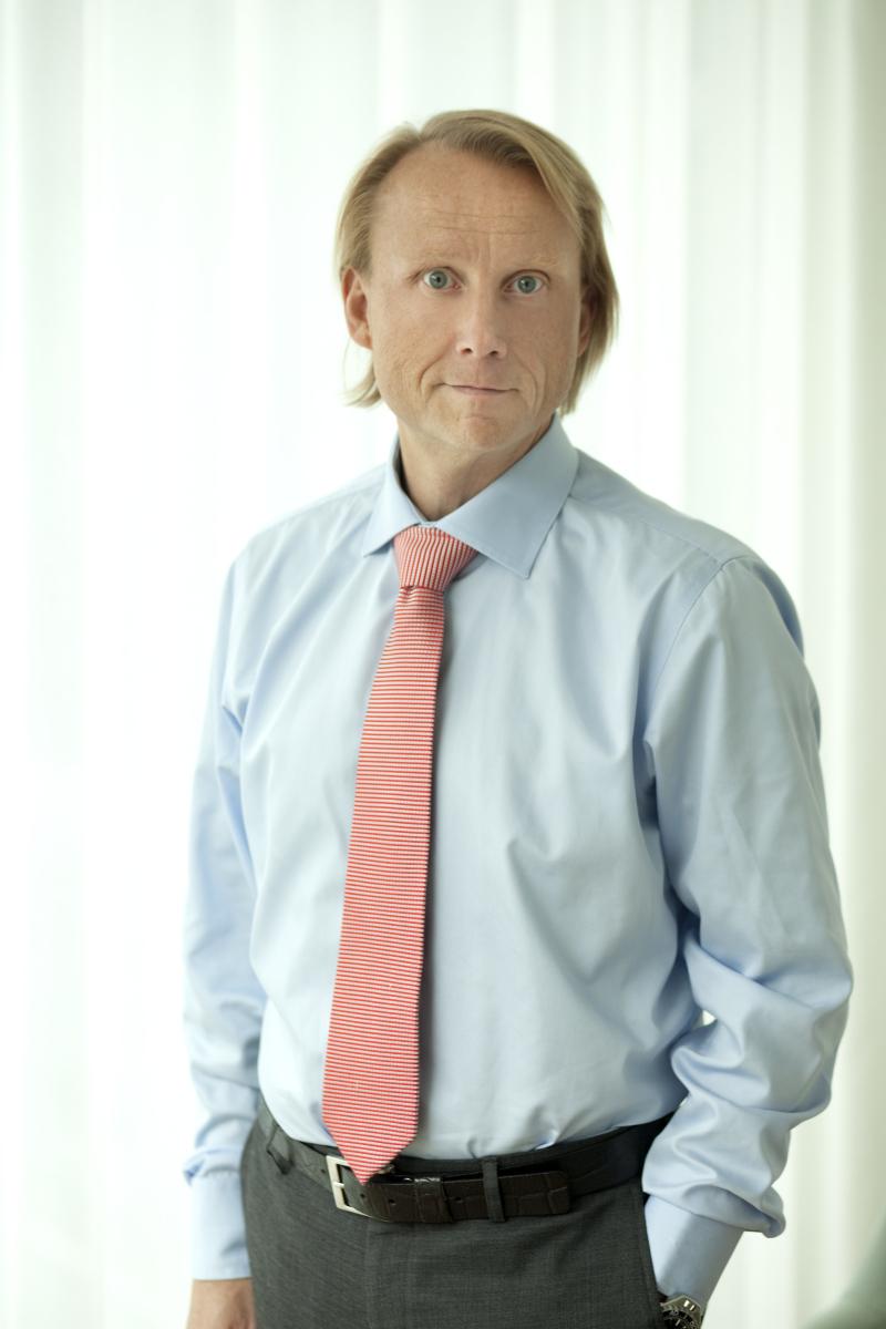 Stefan Hasselgren, IT-direktör, CIO
