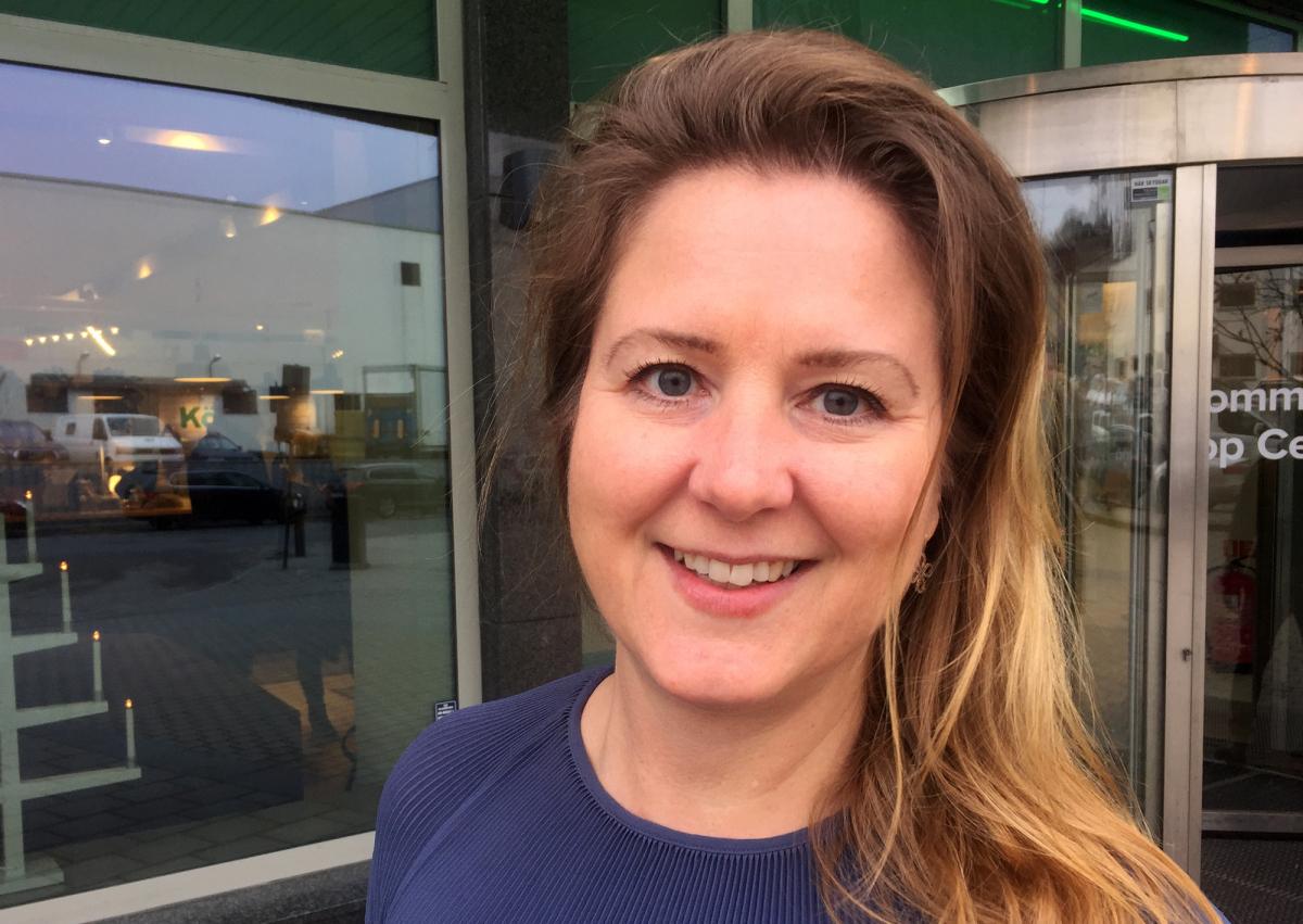 Anna Rasin, kommunikationsdirektör, koncernledning