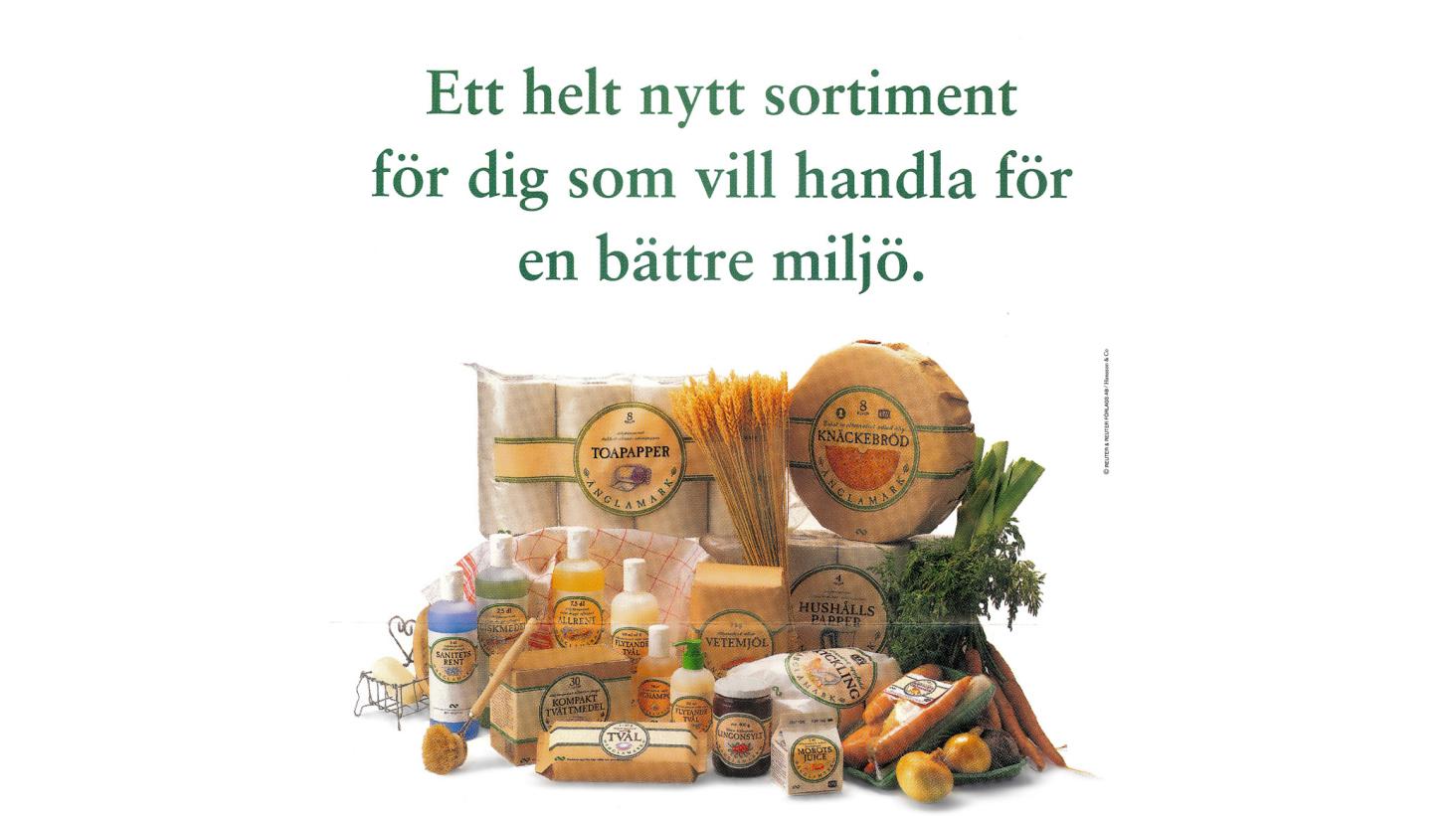Sveriges grönaste varumärke fyller 25