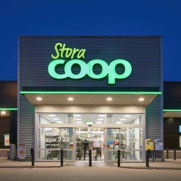 Stora Coop Märsta