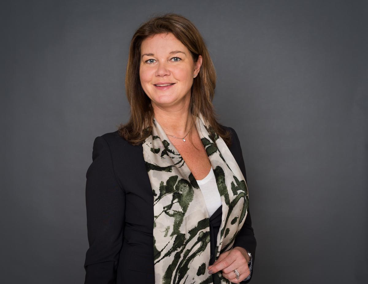 Karolina Hagberg, Affärsområdesdirektör Inköp och Kategori, Koncernledning