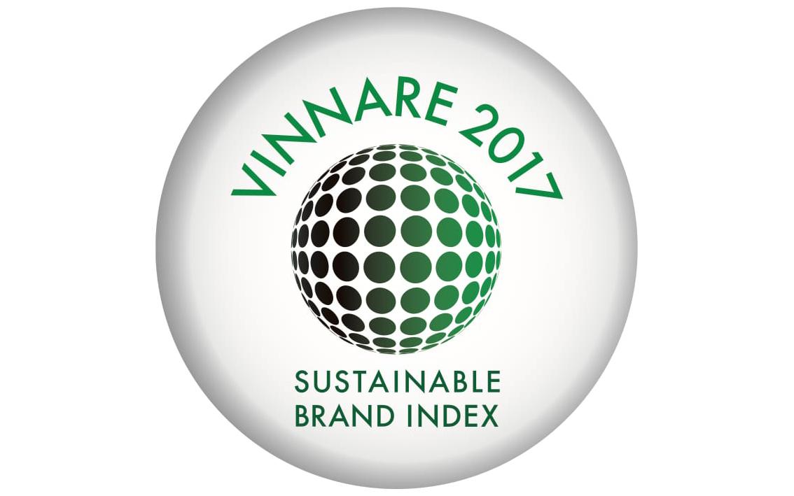 Prisutdelning Sustainable Brand Index