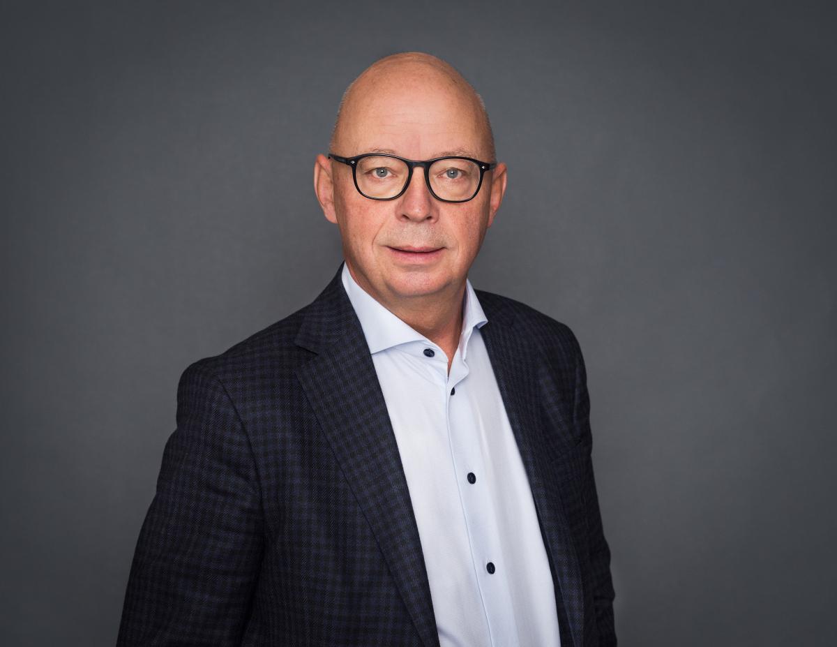 Tommy Ohlström, styrelseordförande