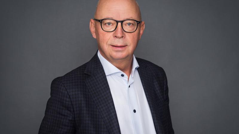 Tommy Ohlström. Styrelseordförande Coop och vd KF