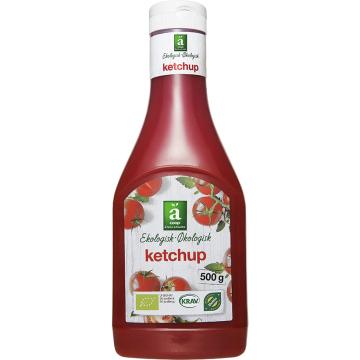 Änglamark ketchup