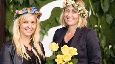 Ignitia prisas med Änglamarkspriset 2017