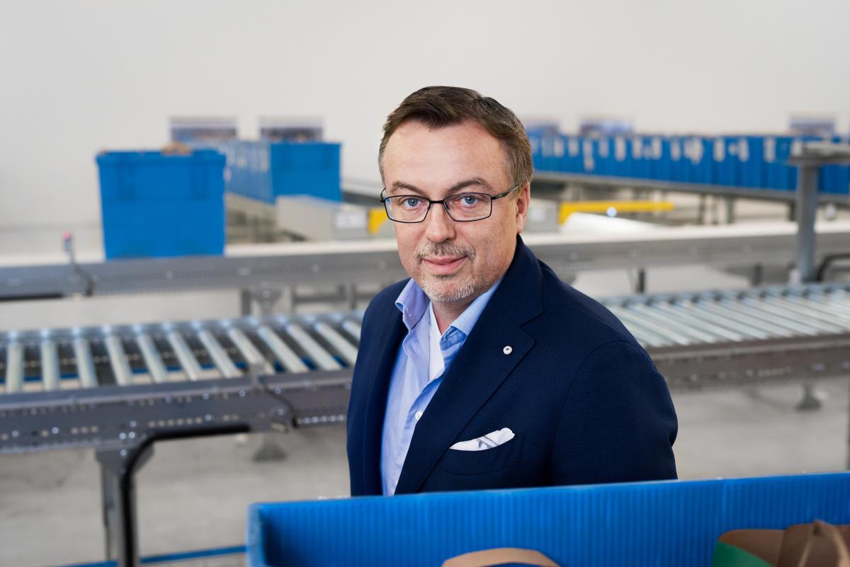 Claes Hessel, produktchef transaktion