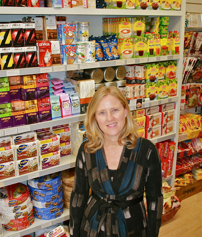 Fruktsamt samarbete; Konsum Värmland utökar exporten av svensk mat till Storbritannien!