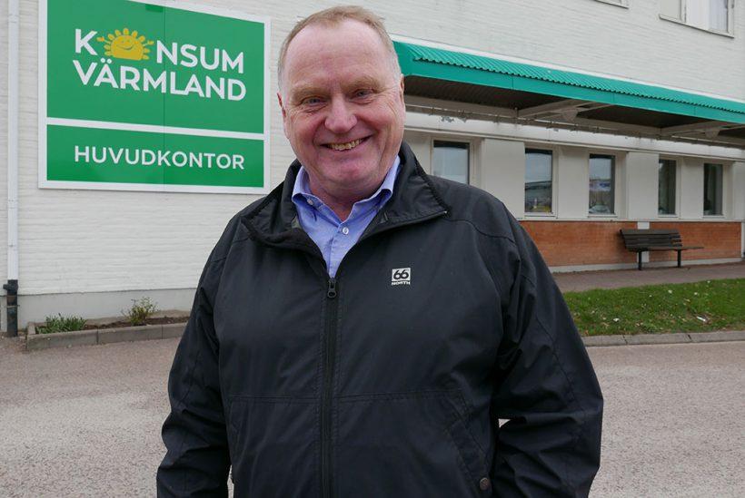 Systembolagets tidigare vice VD Ny styrelseledamot i Konsum Värmland