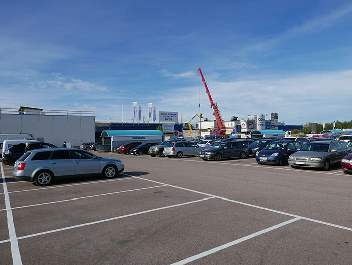 Eurocommercial övertar Konsum Värmlands fastighet på Bergvik i Karlstad