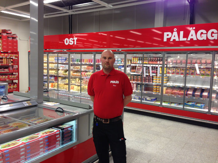 Fortsatt expansion för Konsum Värmland; Idag öppnar Pekås helt ny butik i Karlskoga