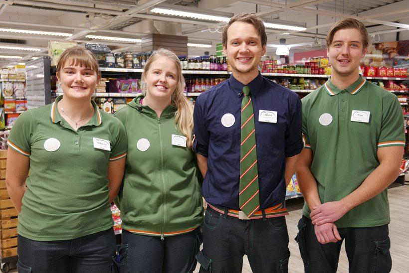 Coop Konsum blir Coop. Coop Värmland bygger om på Norrstrand i Karlstad.