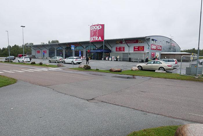 Fortsatt satsning på butiksnätet; Konsum Värmland rustar butiken på Hammarö för 14 miljoner kronor