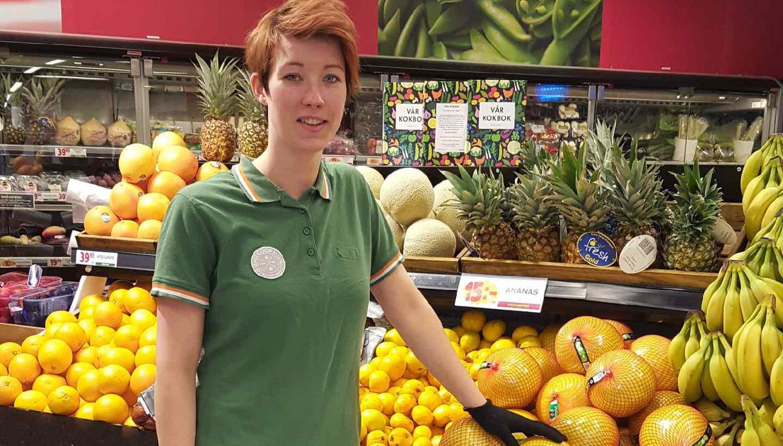 Gerda Stensson är ny butikschef i Sveg