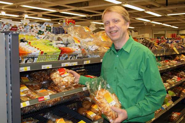Efter ytterligare miljonsatsning av Konsum Värmland Premiär för Nya Coop Konsum Kronoparken i Karlstad