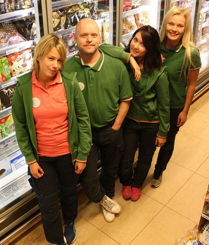 Marknadspositionering à la Lysvik; Håkan filmade sig till nya frysar!