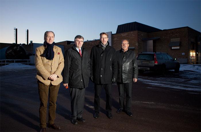 Nybildat Värmländskt bolag förvärvar f.d Milkos lokaler i Karlstad