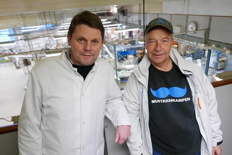 Prostatacancerföreningen i Värmland; Mustaschbakelsen ger pengar och sprider kunskap