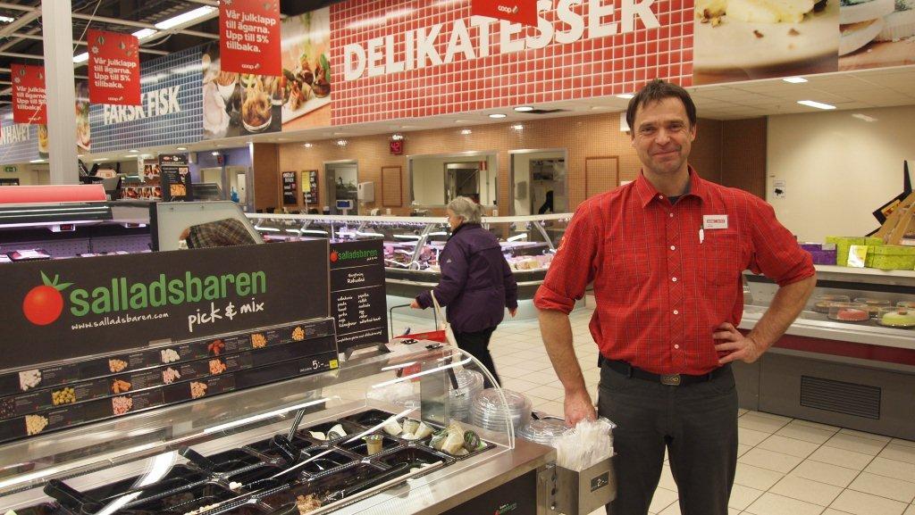 Ytterligare nypremiär för Konsum Värmland Coop Extra Sunne nyöppnas efter ombyggnad