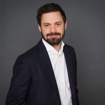 Per Magnusson, ansvarig för strategi- och affärsutveckling