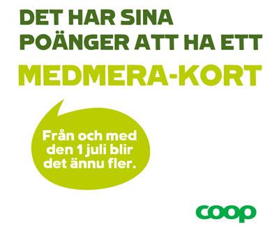 Start den första juli med poängsystem, personliga erbjudanden och partnerförmåner; Konsum Värmland inför nytt medlemsprogram