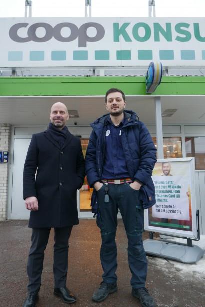 Investering på sju miljoner kronor; Konsum Värmland satsar på Skattkärr