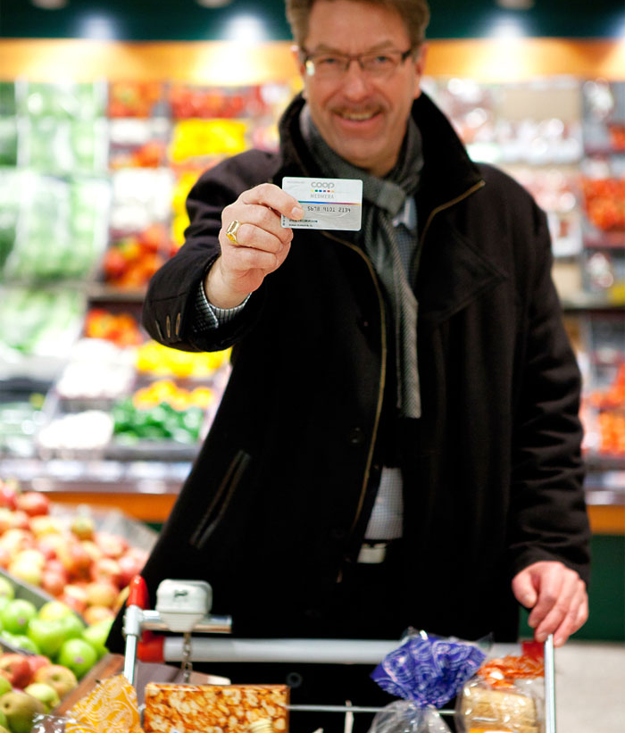 Succé för 2011 års medlemsåterbäring; 72 miljoner till Konsum Värmlands 146 717 medlemmar